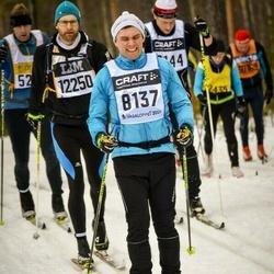Skiing 90 km - Dick Olsson (8137), Martin Persson (12250)