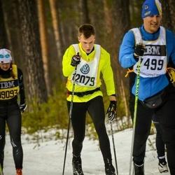 Skiing 90 km - Henrik Håkansson (12079)