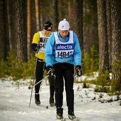 Skiing 90 km - Edvard Brinck (14842)