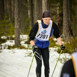 Skiing 90 km - Jems Martinsson (7201)