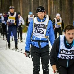 Skiing 90 km - Eirik Selsaas (12662)