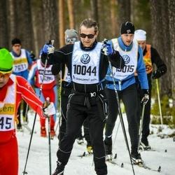 Skiing 90 km - Janne Salmela (10044)
