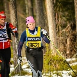 Skiing 90 km - Christina Klingestål (18621)