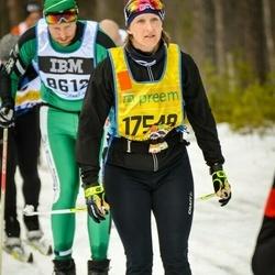 Skiing 90 km - Åsa Franzén (17548)