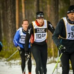 Skiing 90 km - Ander Raud (11242)