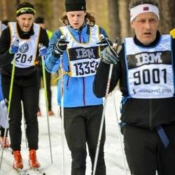 Skiing 90 km - Erik Ögren (13392)