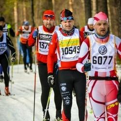 Skiing 90 km - Fredrik Lööf (10549)