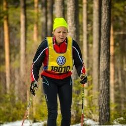 Skiing 90 km - Åsa Gadler (18010)