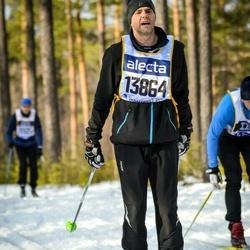 Skiing 90 km - Anders Ekroth (13864)
