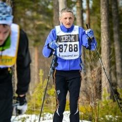 Skiing 90 km - Henrik Michael Dalgaard (8788)