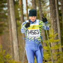 Skiing 90 km - Aimar Liiver (14563)