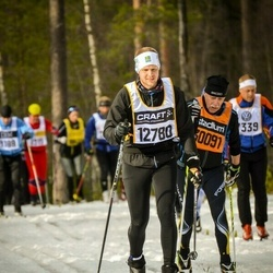 Skiing 90 km - Jonas Nygard (12780), Arne Kämpe (30091)