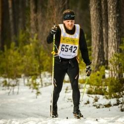 Skiing 90 km - Jan-Erik Blomqvist (6542)