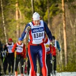 Skiing 90 km - Fredrik Lindström (8388)