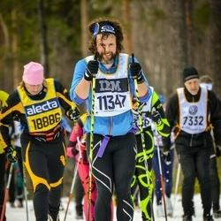 Skiing 90 km - Christian Jonhammar (11347)