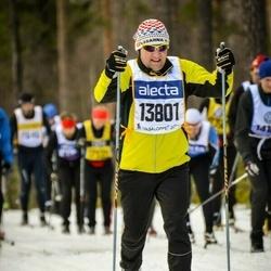 Skiing 90 km - Jan-Olov Berglin (13801)