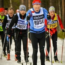 Skiing 90 km - Anders Alexandersson (8058)