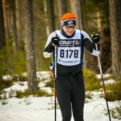 Skiing 90 km - Anders Larsson (8178)
