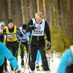 Skiing 90 km - Christer Wallberg (9996)