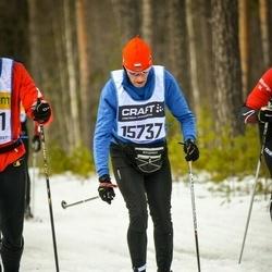 Skiing 90 km - Aad Pietersen (15737)