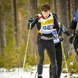 Skiing 90 km - David Roland (13467)