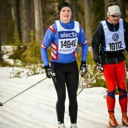 Skiing 90 km - Daniel Vikström (14840)