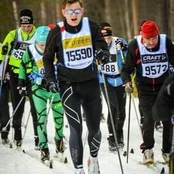 Skiing 90 km - Carl Dotevall (15590)