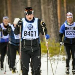 Skiing 90 km - Åke Marjamäki (8461)