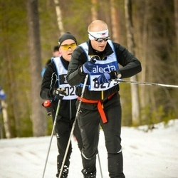 Skiing 90 km - Andreas Aronsson (8273)