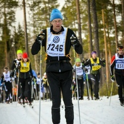 Skiing 90 km - Bjørn Rune Holmen (1246)