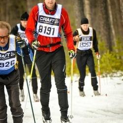 Skiing 90 km - David Sjödin (8191)