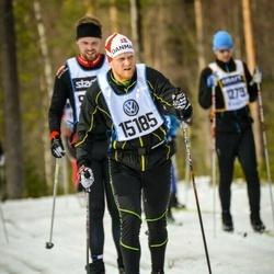 Skiing 90 km - Aske Brekling (15185)