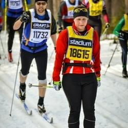 Skiing 90 km - Ida Axelsson (18615)