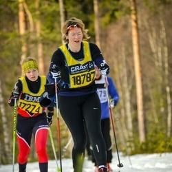 Skiing 90 km - Janet Cunningham (18787)