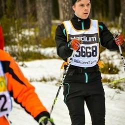 Skiing 90 km - David Gyllingsten (13668)