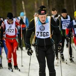 Skiing 90 km - Christer Holm (7366)