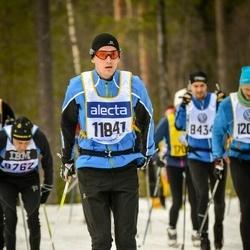 Skiing 90 km - Anders Hvid-Hansen (11841)