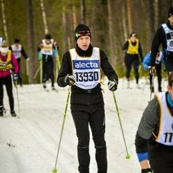 Skiing 90 km - Dennis Wallqvist (13930)