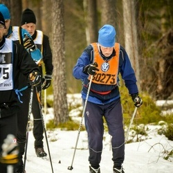 Skiing 90 km - Christer Sundholm (30273)