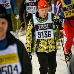 Skiing 90 km - Conny Eklund (9136)