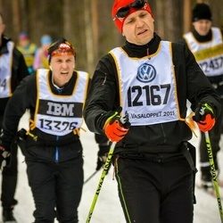 Skiing 90 km - Czeslaw Kowalak (12167)