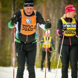 Skiing 90 km - Jan G. Lilledal (30264)