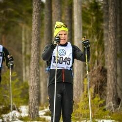 Skiing 90 km - Carl Johan Nilsson (15049)