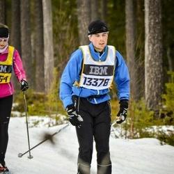 Skiing 90 km - Henrik Börjesson (13378)