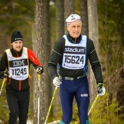Skiing 90 km - Alf Helge Fredriksen (15624)