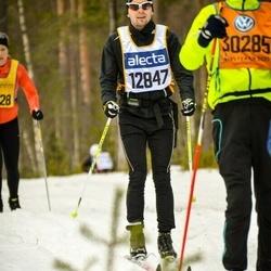 Skiing 90 km - Henrik Gerdin (12847)