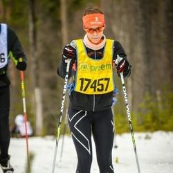Skiing 90 km - Emelie Johansson (17457)