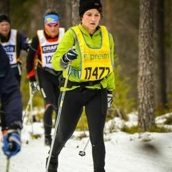 Skiing 90 km - Agneta Marklund (17477)