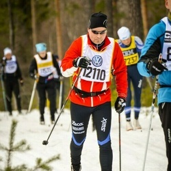 Skiing 90 km - Åge Randen (12110)
