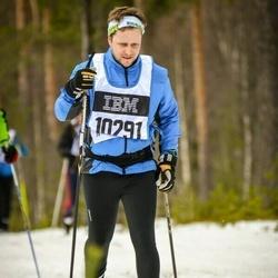 Skiing 90 km - Daniel Snäll (10291)